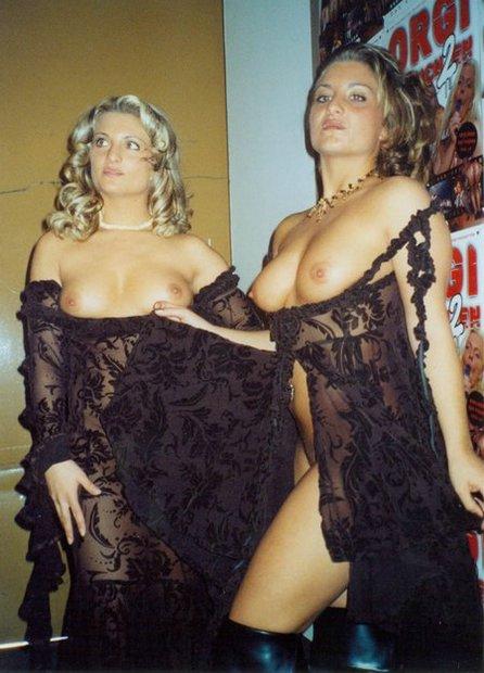 Die zwillinge anja und katja